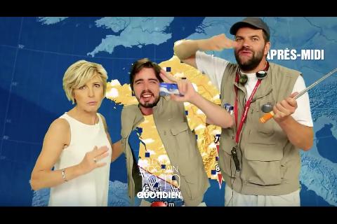Yann Barthès chez TF1 : Eric et Quentin, touristes maladroits avant Quotidien