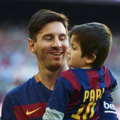 Lionel Messi : Le FC Barcelone recrute son fils de 3 ans et demi