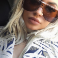 Kylie Jenner à New York. Photo publiée sur Instagram le 7 septembre 2016