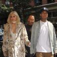 Kylie Jenner et Tygadans les rues de New York, le 7 septembre 2016