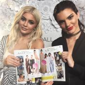 """Kylie Jenner avoue : """"Je ne voulais pas vraiment me teindre en blond platine..."""""""
