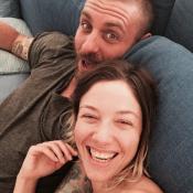Daniele De Rossi (AS Roma) et sa belle Sarah ont eu un deuxième enfant