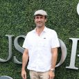 John Hamm à l'USTA Billie Jean King National Tennis Center à Flushing Meadows lors des demi-finales hommes à l'US Open le 9 septembre 2016. © John Barrett/Globe Photos/Zuma Press/Bestimage