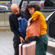 Alan Ferguson et Solange Knowles à New York, le 3 mai 2016.