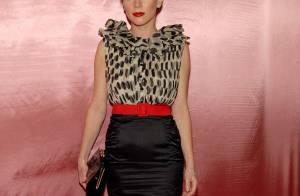 REPORTAGE PHOTOS EXCLUSIF : La jolie Anna Friel, star de 'Pushing Daisies', vous présente son adorable fille !