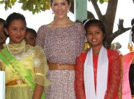 REPORTAGE PHOTOS : Quand la princesse Mary de Danemark débarque au royaume de... Thaïlande !