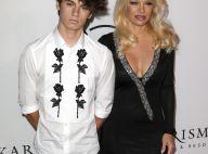 Pamela Anderson et son fils Dylan face aux bombes Sara Sampaio et Martha Hunt