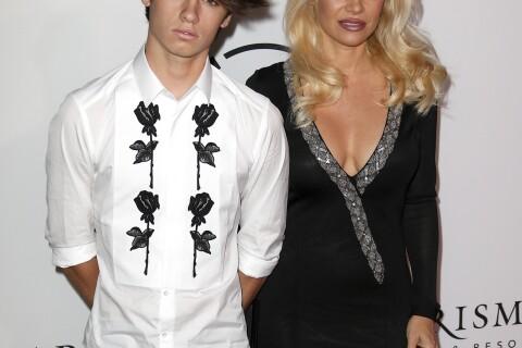 Pamela Anderson et son fils Dylan face aux bombes Sara Sampaio et Marta Hunt