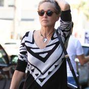 """Sharon Stone, quand elle a vu la mort : """"Ce n'est pas une chose monstrueuse"""""""