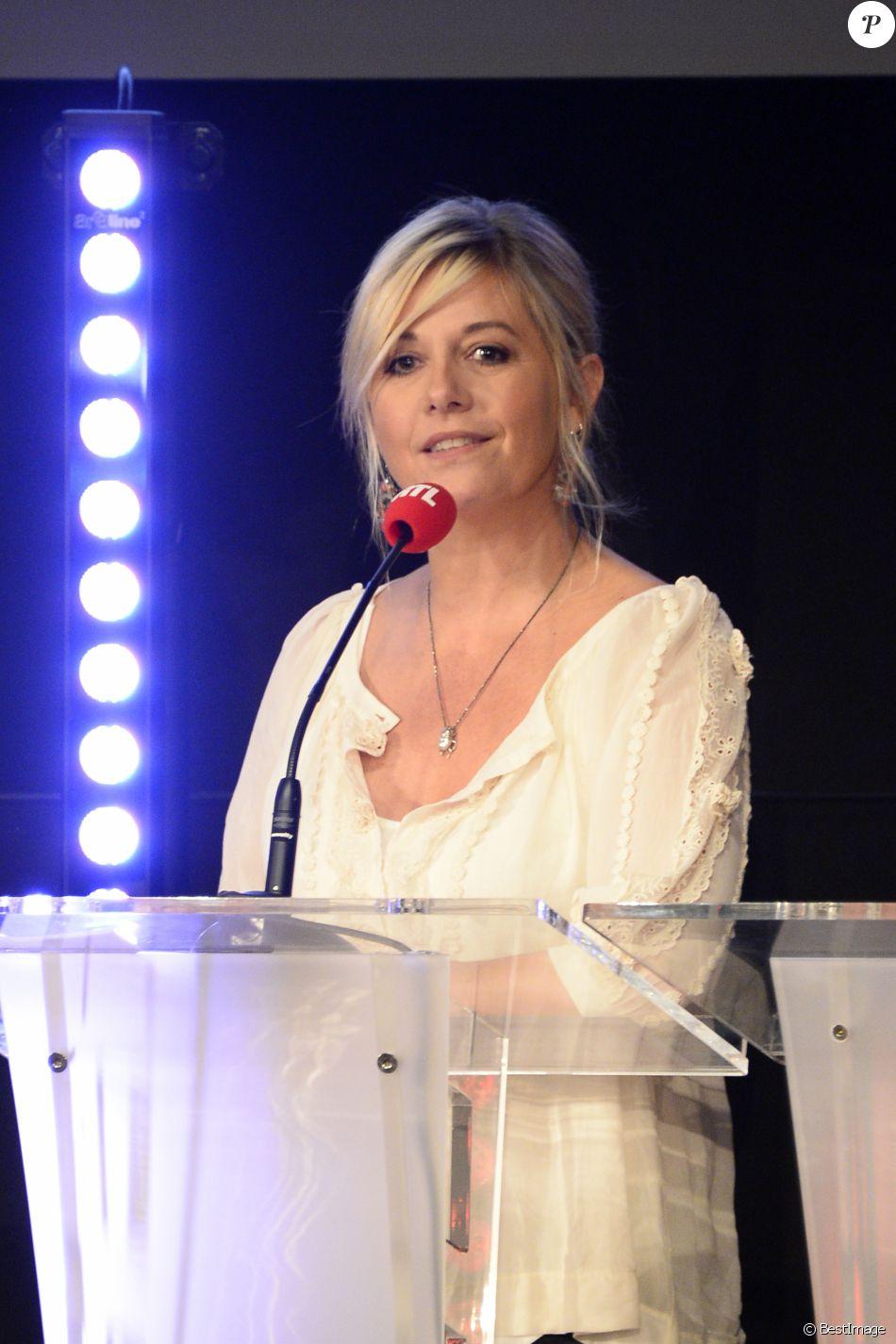 Flavie Flament - Conférence de presse de rentrée du groupe RTL à Paris le 7 septembre 2016. © Coadic Guirec / Bestimage