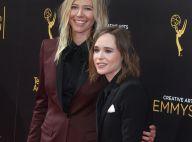 Ellen Page : Amoureuse sur tapis rouge avec Samantha, heureuse malgré la défaite