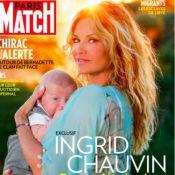 """Ingrid Chauvin maman de Tom : """"J'ai demandé s'il respirait correctement..."""""""