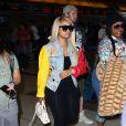 Blac Chyna arrive à l'aéroport LAX de Los Angeles. Le 21 juin 2016 © CPA / Bestimage