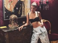 Fashion Week : Thylane Blondeau, spectatrice chic pour Dolce & Gabbana
