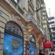 """Atmosphère - Première de la comédie musicale """"Oliver Twist, le musical """" à la salle Gaveau à Paris, le 26 septembre 2016. © Giancarlo Gorassini/Bestimage"""