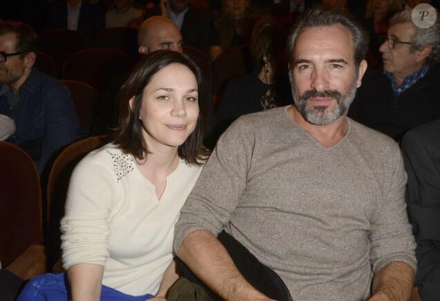 Natalie p chalat avec jean dujardin je n 39 ai pas fait le for Compagne de jean dujardin