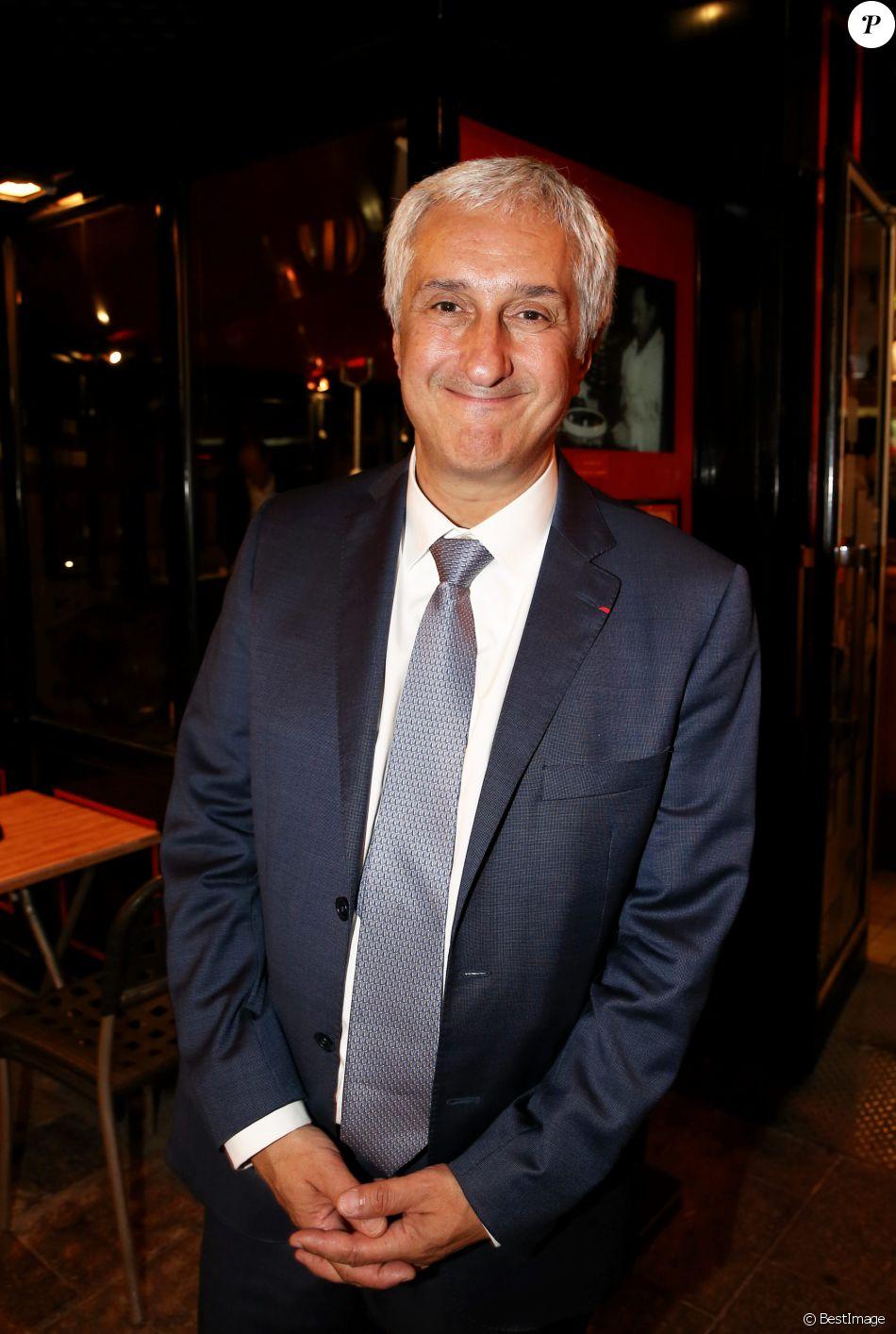 St phane layani pr sident directeur g n ral de semmaris - Directeur de restaurant ...