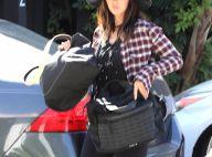 Megan Fox maman : Sortie chez le coiffeur avec son adorable Journey