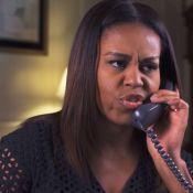 Michelle Obama remet son CV à jour...