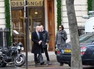 REPORTAGE PHOTOS : Bruce Willis et son Emma...  amoureux à Paris !