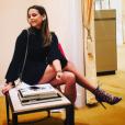 Pauline Ducruet lors de l'inauguration d'une boutique Cartier à Manhattan en septembre 2016. Photo Instagram.