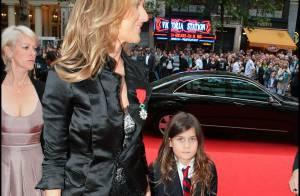 REVELATION : Découvrez pourquoi le fils de Céline Dion a... les cheveux si longs !
