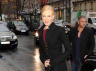 PHOTOS : Nicole Kidman... chic et élégante à Paris !