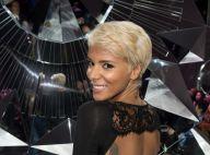 Fashion Week : Shy'm, ravissante en blonde, se mesure à Karlie Kloss
