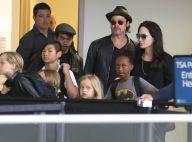 """Brad Pitt a revu ses enfants : """"Un moment merveilleux"""" sous surveillance"""