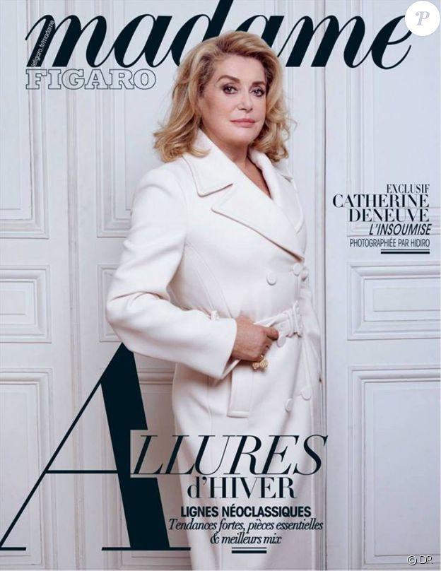 Le magazine Madame Figaro du 7 octobre 2016