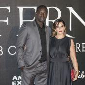 Omar Sy et sa chérie Hélène, couple irrésistible face à l'Inferno et Tom Hanks