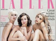PHOTO : Peaches Geldof, Kimberly Stewart et Leah Wood, trois pin-up dans le plus simple appareil pour... Bryan Adams !