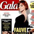 Cendrine Dominguez présente sa petite fille Java aux journalistes du magazine Gala, en kiosques le 12 octobre 2016