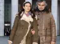 PHOTOS : Andrea Bocelli et sa compagne à New York... balade amoureuse !