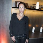 Vanessa Demouy et Tonya Kinzinger : Rendez-vous glamour à l'Emporio Armani Café