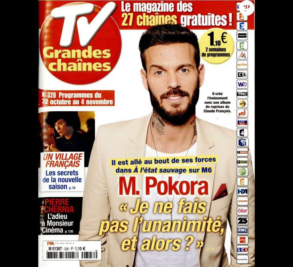 m pokora magazine