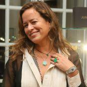 Fashion Charity Art : Jade Jagger, maman à l'honneur, au côté de Sofia Essaïdi