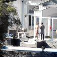 Exclusif - Justin Bieber a loué une immense villa à 30 minutes de Stockholm à Lidingo le 30 septembre 2016.