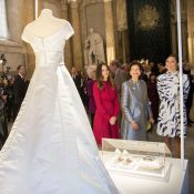 Silvia, Victoria et Sofia de Suède: Nostalgie devant les robes de mariée royales