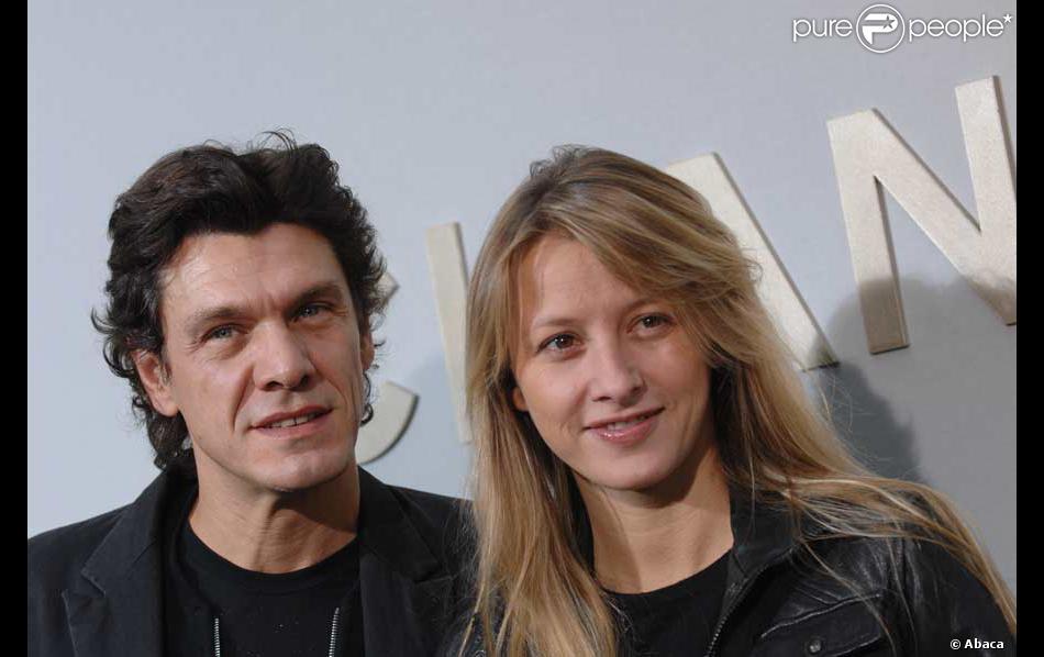 Marc lavoine et sa femme sarah poniatowski purepeople - Marc et sarah lavoine ...
