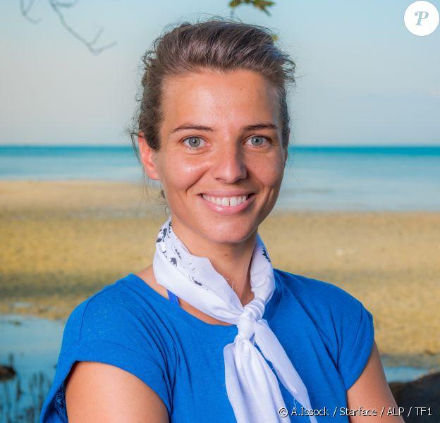"""Beryl, candidat de """"Koh Lanta : L'île au trésor""""."""