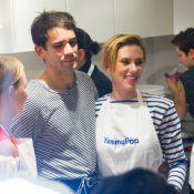 Yummy Pop : Scarlett Johansson vend du pop-corn à Paris, entre cohue et déçus