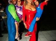 Mariah Carey torride pour Halloween avec ses jumeaux et son ex Nick Cannon