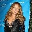 Mariah Carey lors du dîner donné par Brett Ratner et David Raymond en l'honneur du secrétaire général de l'ONU, Ban Ki-moon à la Private Residence à Los Angeles, le 10 août 2016. © AdMedia via ZUMA Wire/Bestimage10/08/2016 - Los Angeles