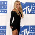 Britney Spears à la soirée des MTV Video Music Awards 2016 à New York, le 28 août 2016.