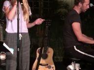 Chris Martin sur scène avec ses enfants et Coldplay : Un concert bluffant