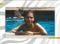 """Ayem Nour, adolescente et """"déjà au max"""" à la piscine ! Un joli cliché dévoilé..."""