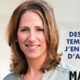 Maud Fontenoy publie un livre intitulé Des tempêts : j'en ai vu d'autres, le 27 octobre 2016