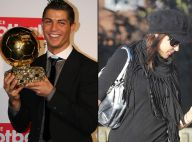 PHOTOS : Ronaldo trop fier de lui avec son ballon d'Or... pendant que sa petite amie meurt d'ennui ! (réactualisé)