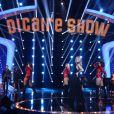 """Exclusif - Véronic Dicaire lors de l'enregistrement de l'émission """"Dicaire Show"""" présenté par Véronic DiCaire à la Plaine Saint-Denis le 10 octobre 2016. L'émission sera diffusée le mardi 1er novembre 2016 sur France 2 © Denis Guignebourg / Bestimage"""